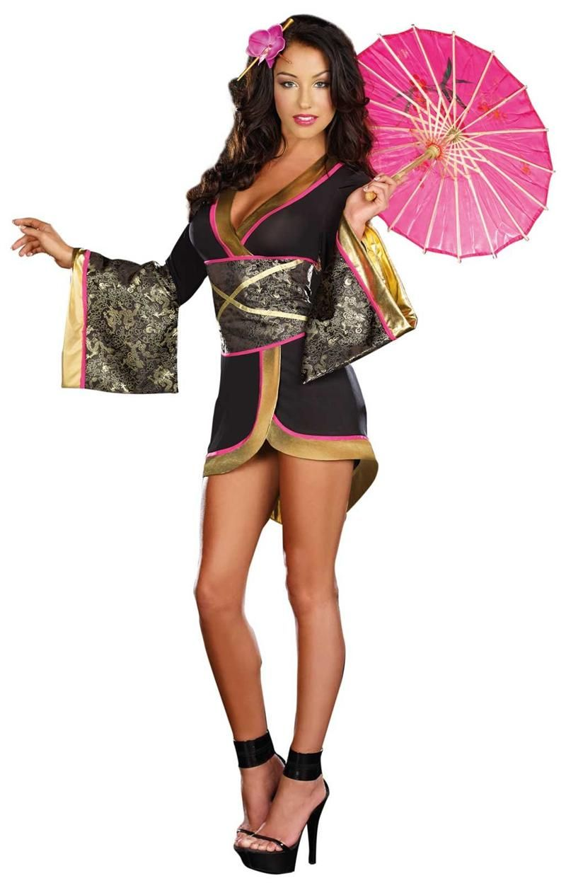 Will adult asian halloween party happens. Let's