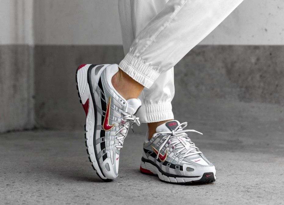 Nike Wmns P-6000 in 2020 | Nike, Nike looks, Sneakers outfit