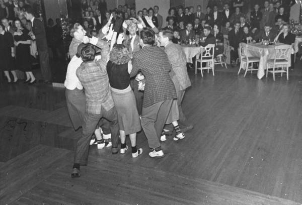 big apple Swing dance, Lindy hop