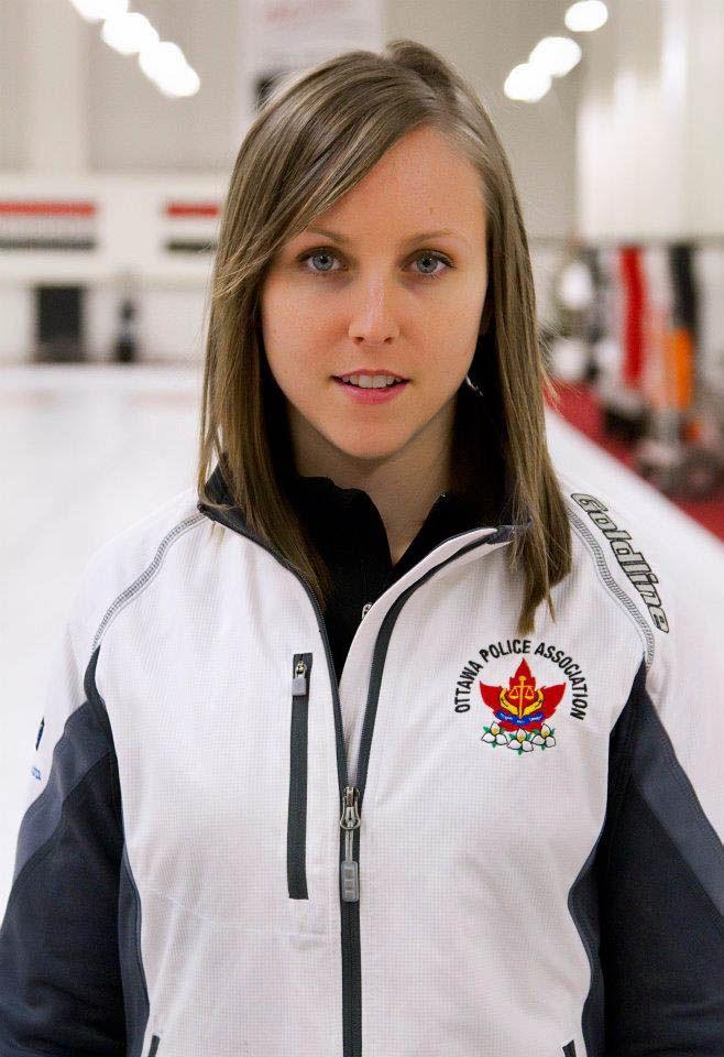 Nude women of curling happens