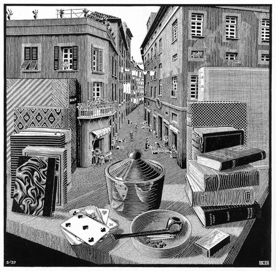 The Extraordinarily Remarkable Life and Art of M. C. Escher