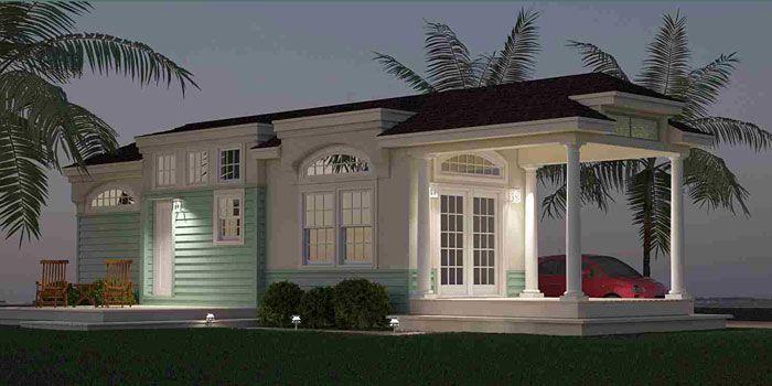 Modern Park Model Homes