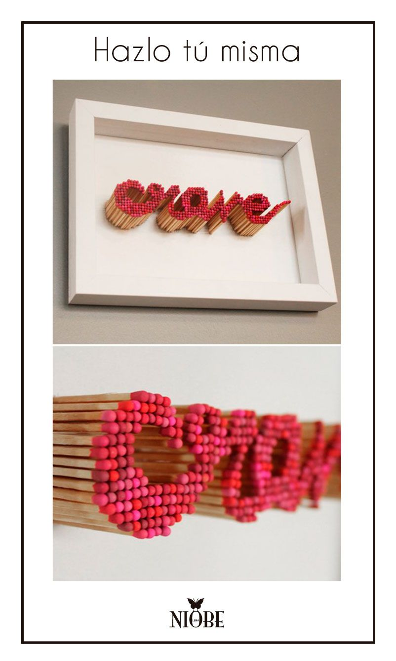 I will need to but 2 big boxes of matches borrow a glue gun and get the right background- no