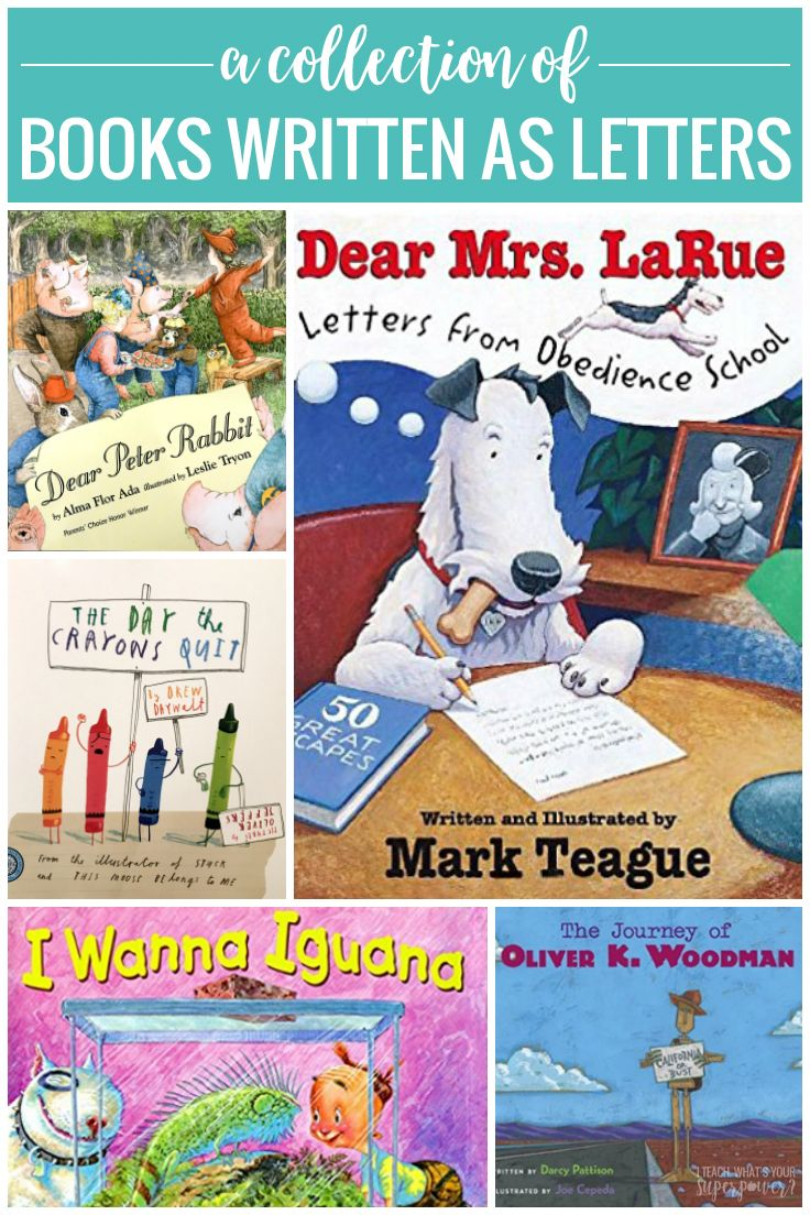 Mail Call Books Written As Letters  Inference Students And Books