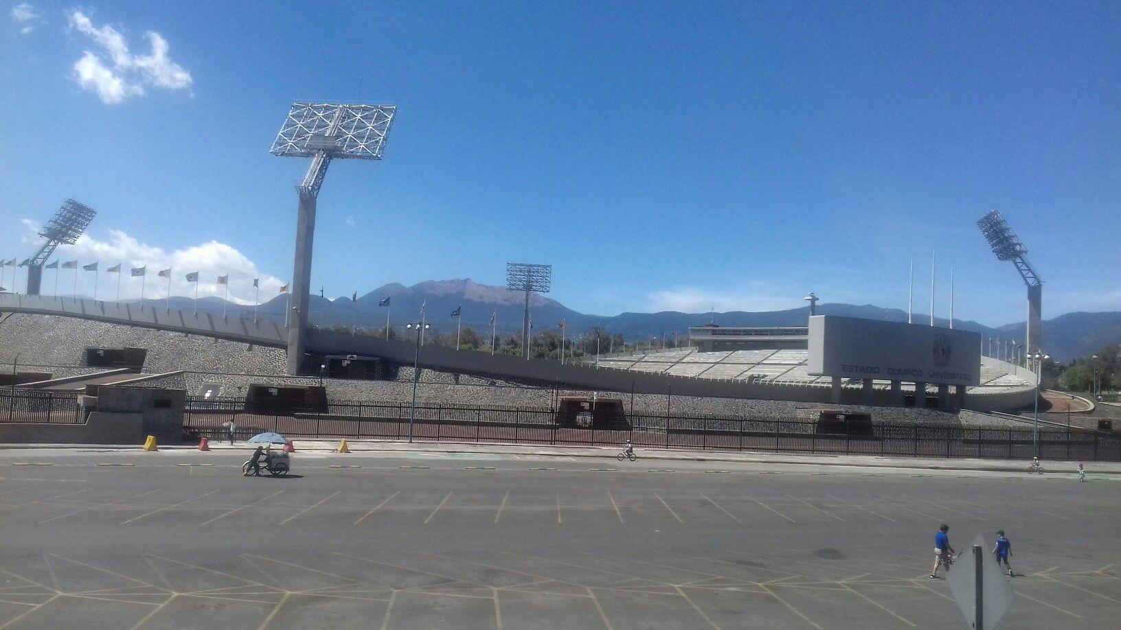 Estadio de CU
