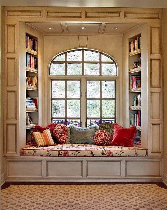 bay window nook