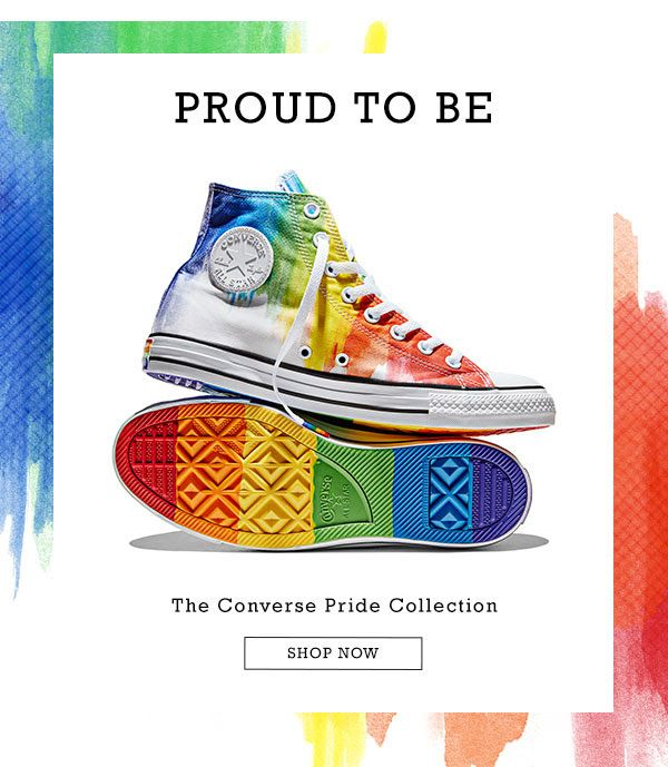 ce1679087ff9 The new Converse Pride Collection