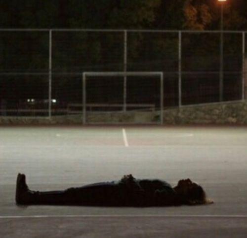 Imagen de grunge, alone, and night