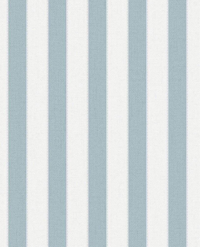 Tapete Graham Brown Fabric Collection 20 524 20524 Streifen Blau