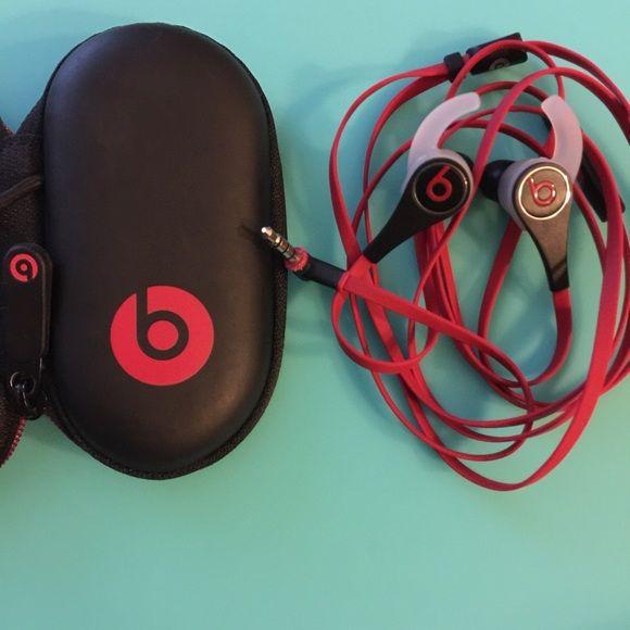 Beats Tour Headphones; USED