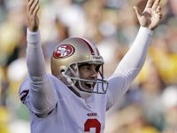 NFL News: David Akers makes history with his 63 yr field goal!