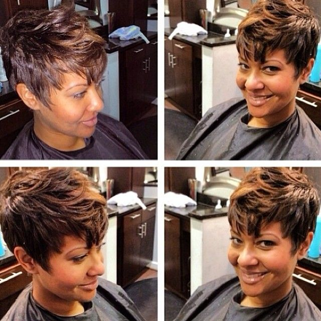 how to fix a bad pixie cut