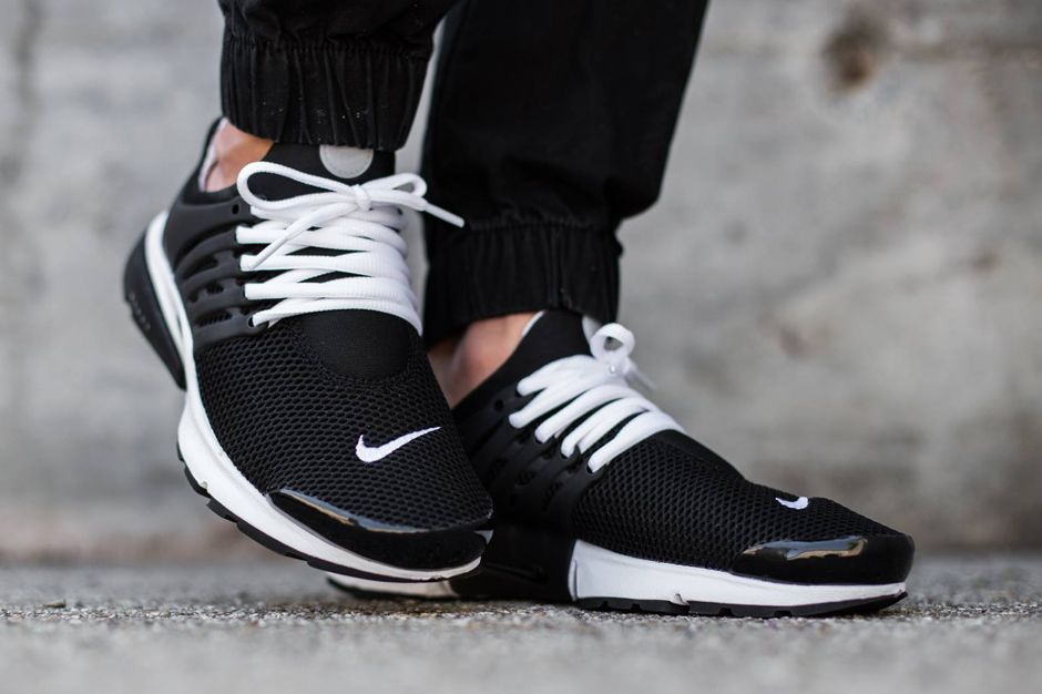periodista Periodo perioperatorio suerte  An On-Foot Look At The Nike Air Presto BR - SneakerNews.com | Black nike  shoes, Sneakers fashion, Mens nike shoes