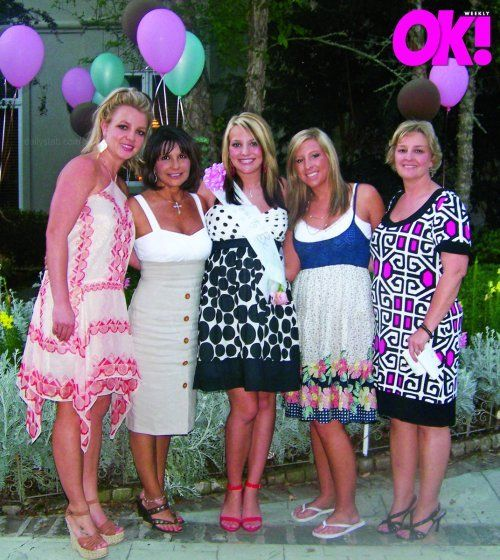 Britneyu0027s Baby Shower. Celebrity ...