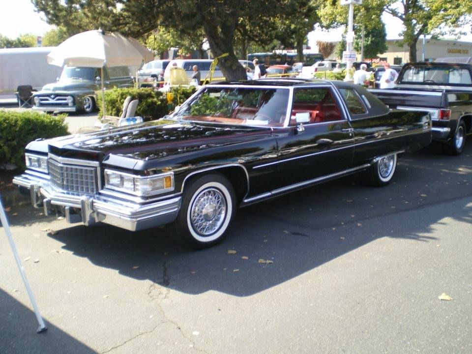 1976 Cadillac Coupe Deville I Love Cadillac Pinterest