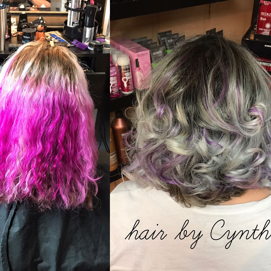 This Was A Fun Haircolor Correction Challenge I Did I Couldnt Of