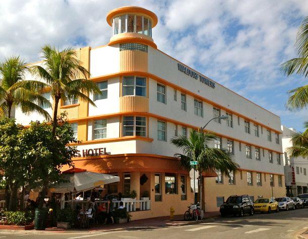 Miami The Best Of Art Deco Architecture