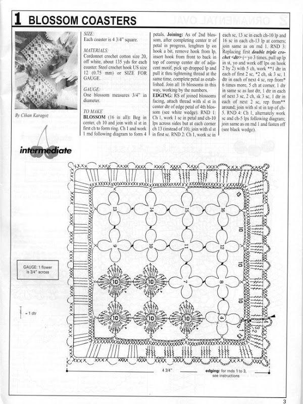 Decorative Crochet Magazine 78 - 12345 - Álbumes web de Picasa