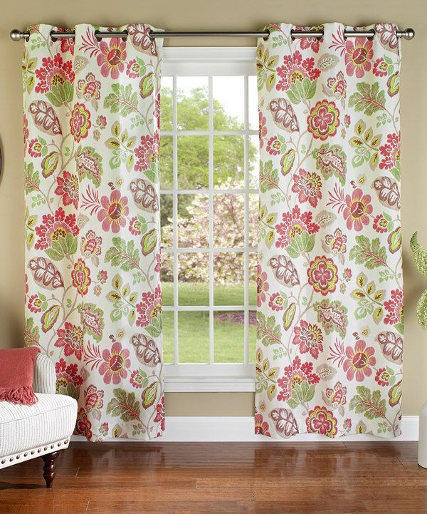 Look at this Opal Tessa Curtain Panel - Set of Two on #zulily today!