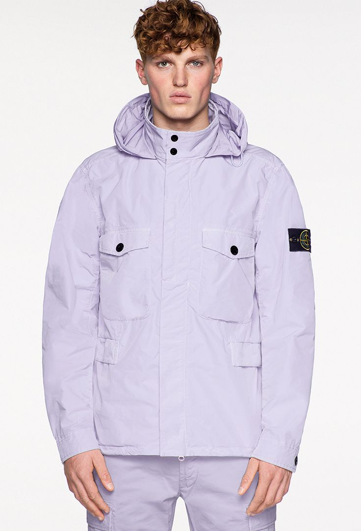 Stone Island Spring Summer u View the Icon Imagery on