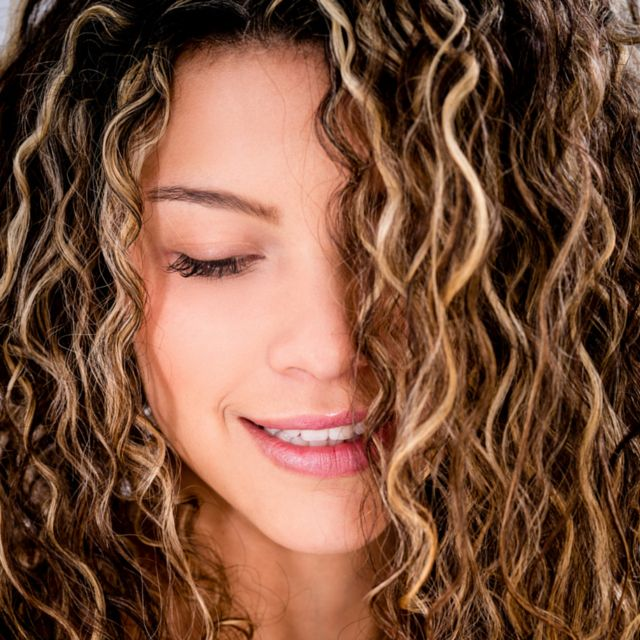 #Curls feeling blue? Make them happy by using products specifically formulated to meet their needs. Our #CurlySexyHair line helps keep those coils bouncy, moisturized & frizz free.  Click on this pic to find out more info!