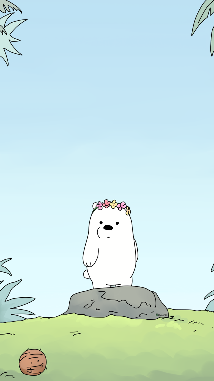 We Bare Bears uploaded by Naty on We Heart It