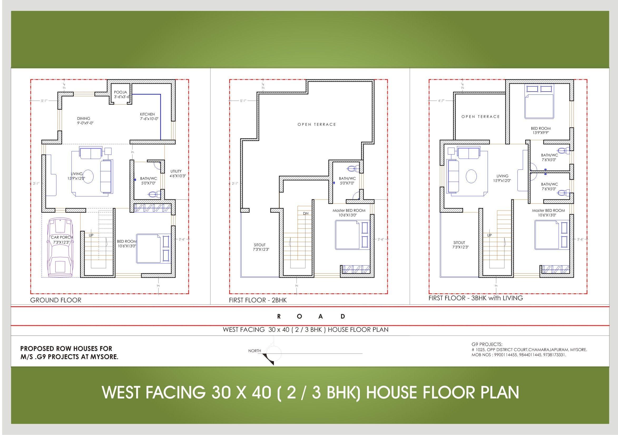 Photos Of 30 40 Duplex House Plans House Plans Duplex House Plans New House Plans