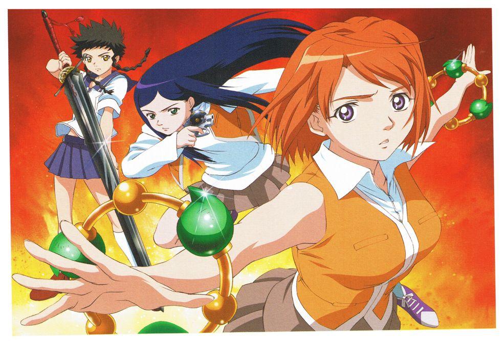 Heiße Anime Charaktere