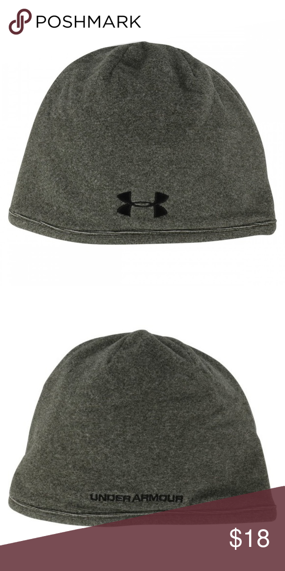 45237945e8f Under Armour Survivor Senior Fleece Beanie Fleece material helps absorb  heat and keep you warm OSFM  One Size Fits Most Technicallly used but only  for ...