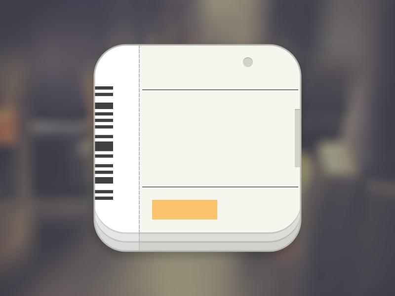 Train Ticket App Icon App Icon Train Tickets Icon