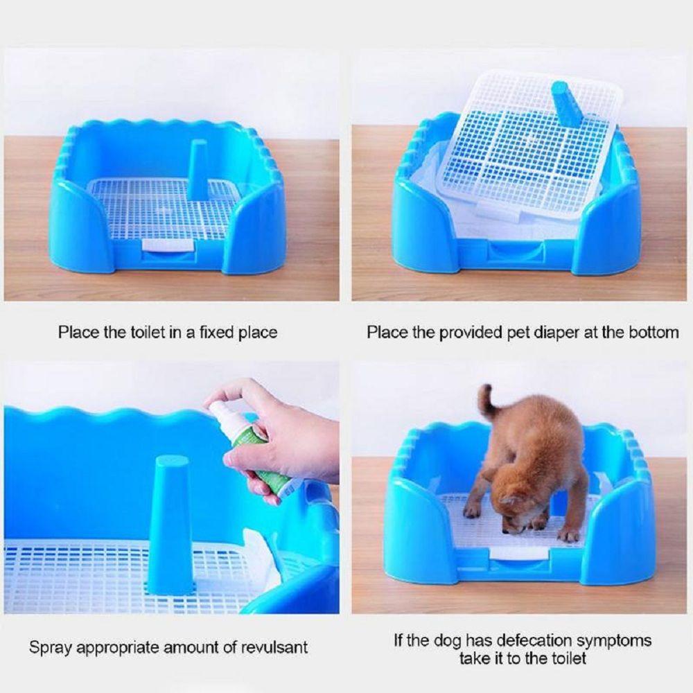 Pet Potty Training Aid Works Like A Charm Video Video In 2020 Puppy Pads Training Dog Potty Pad Potty Training Puppy