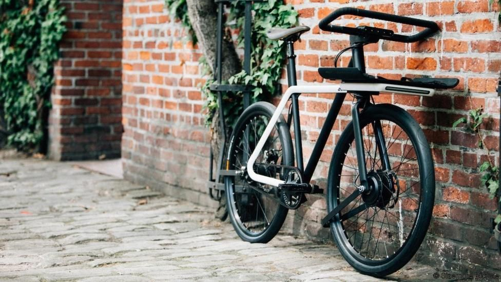 Meet Denny The Bike For People Who Don T Ride Bikes Bike Design