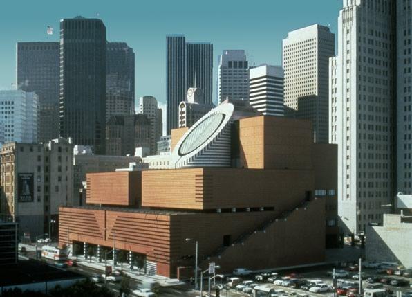 San Francisco Museum Of Modern Art Sf Ca Sfmoma Was A Favorite