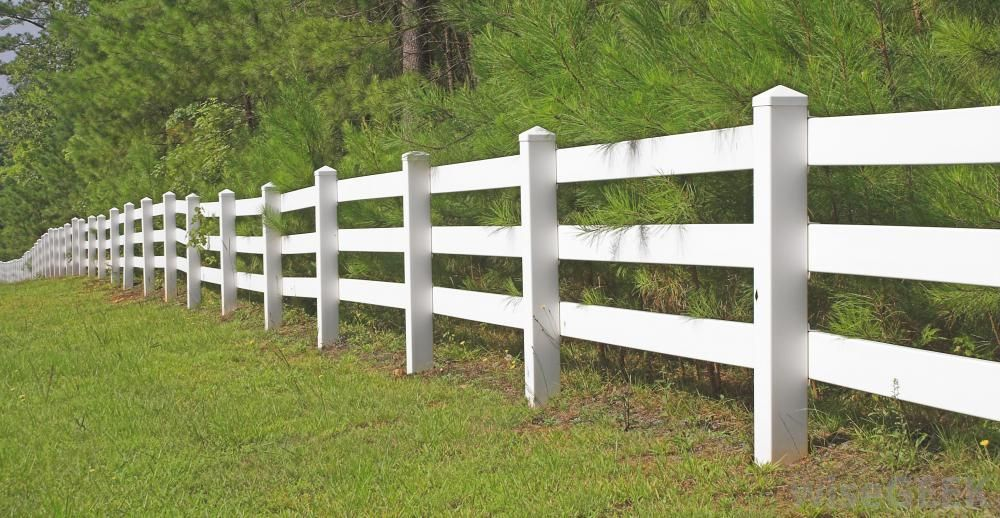 Low Wooden Fence Staxel: Low-maintenance, Eco-friendly Outdoor Wpc Fence