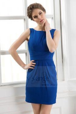 Recherche robe bleu roi
