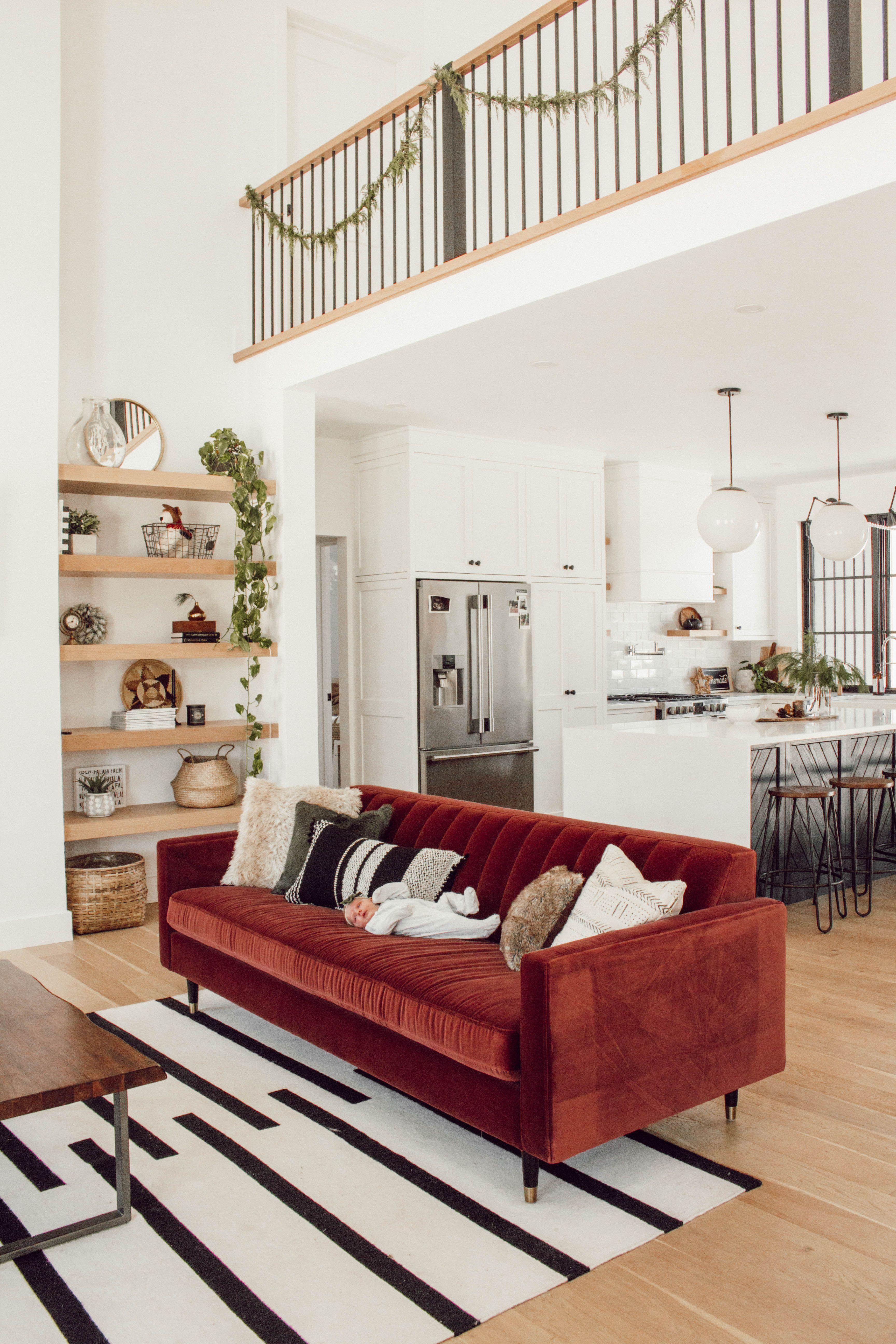 Silvig Sofa Collabs With Kassandra Dekoning Mobilia Deco Appartement Deco Maison Interieur Design