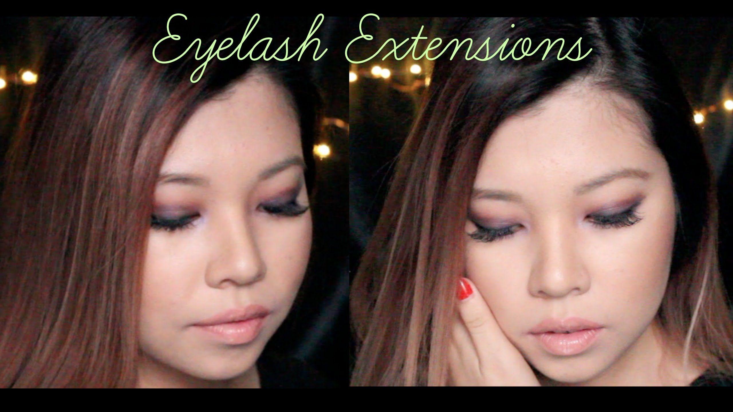 All about eyelash extensions qa eyelash extensions