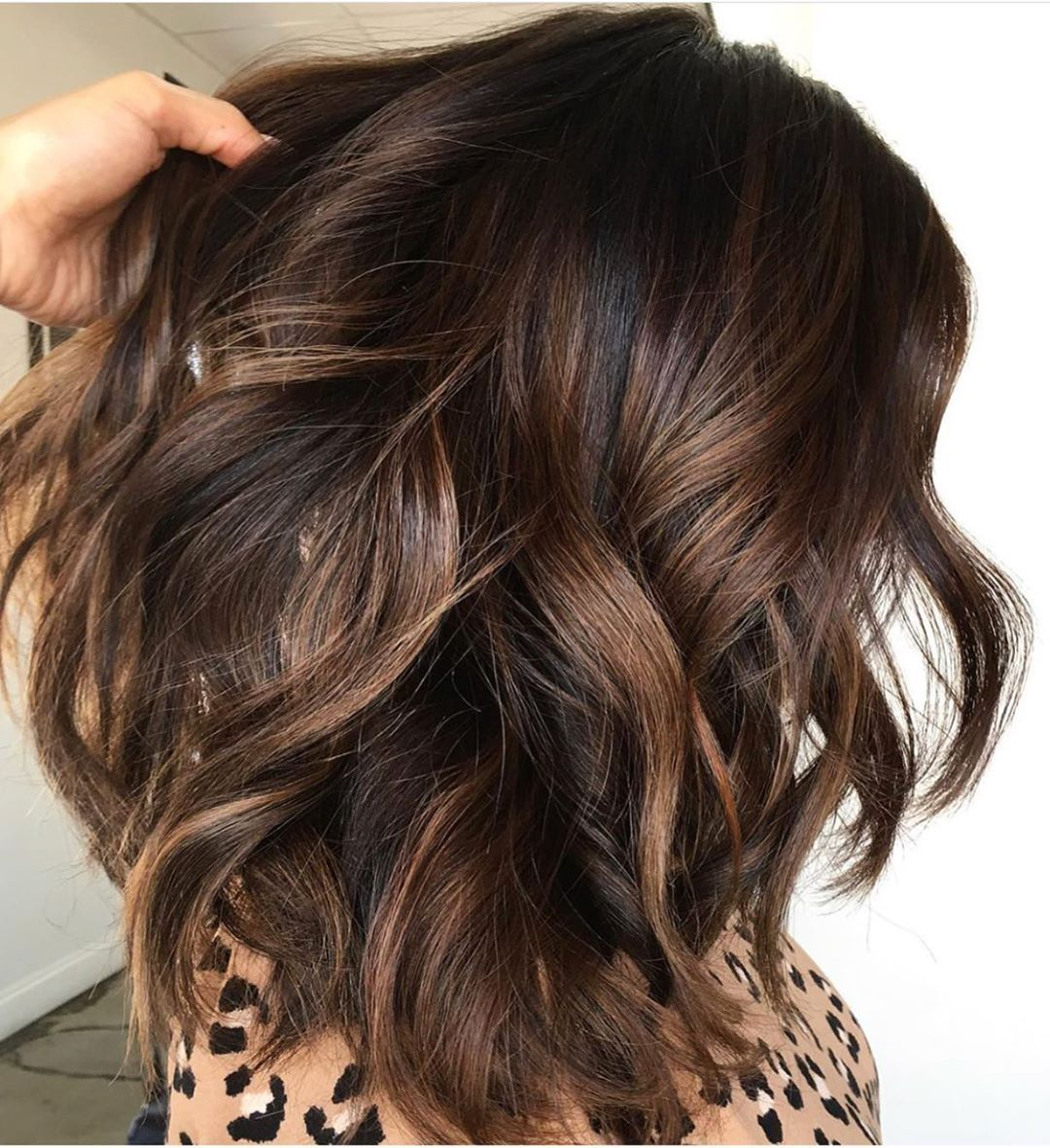 If you just use the medium long hair as a short to long transition, or you always love this ...