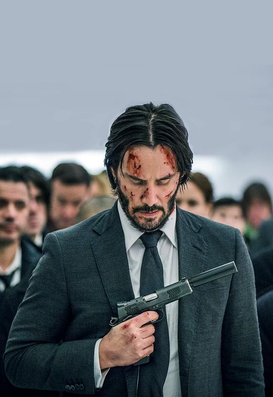 JohnWick/JohnWickChapter2 Keanu Reeves(John,I think?) | John Wick