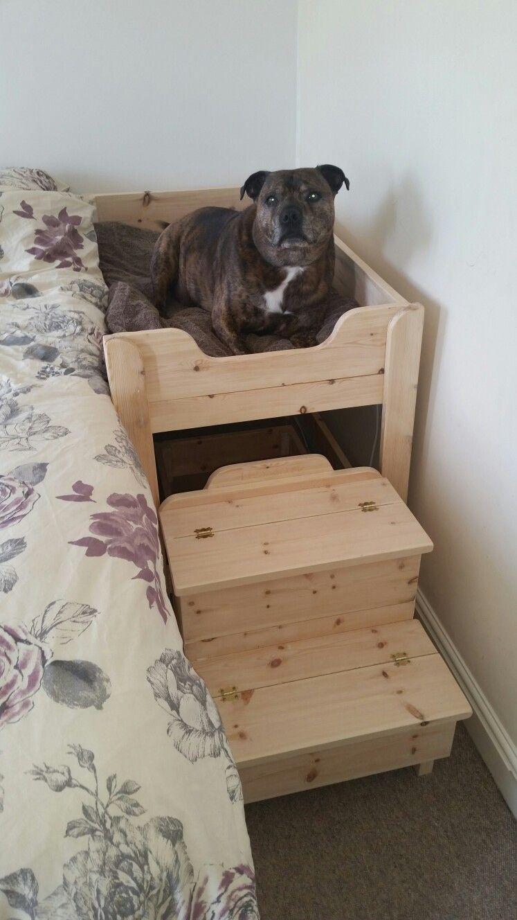 Dog bed ramp cama para perro habitaciones de perros