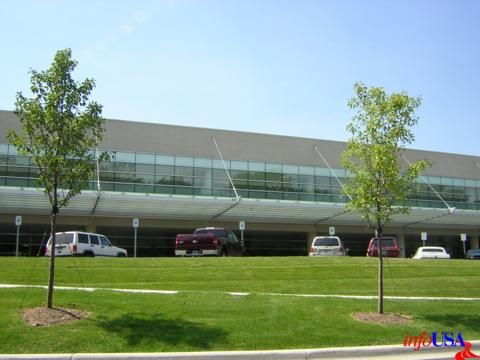 I was born here at Oakwood Hospital in Dearborn, Michigan