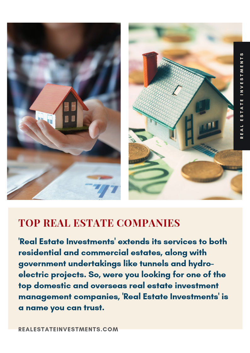 Real Estate Investments Is One Of The Top Real Estate Companies In Los Angeles B Real Estate Investment Companies Investment Companies Real Estate Investing