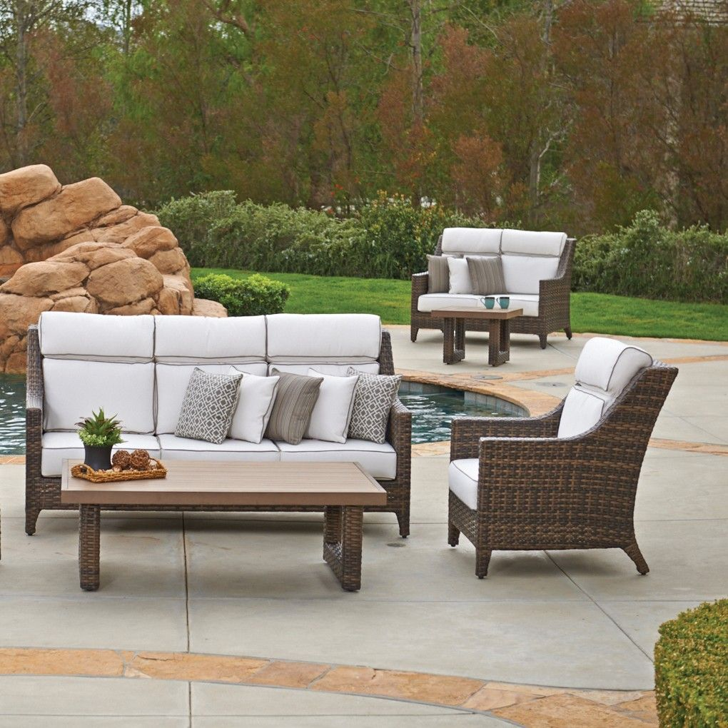 Exceptionnel NCI Avant Outdoor Sofa Set #patio #furniture