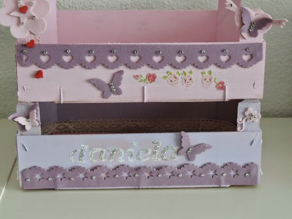 cajas de fresas renovadas para ordenar tu hogar