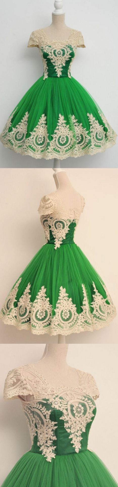 Short homecoming dresses princess prom dresses green prom dresses