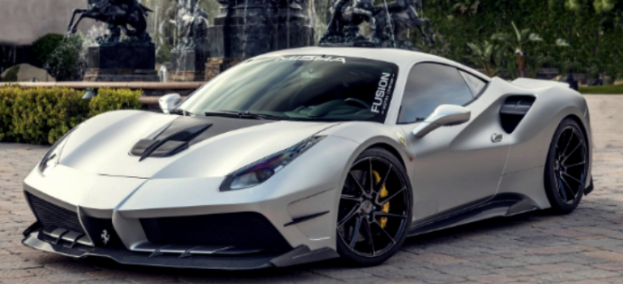 2020 Ferrari 488 Specs Price Concept Ferrari S 488 Gtb Was Just Launched For 2016 But The Middle Of The Engine Wonder Is Act Ferrari Ferrari 488 Sport Cars