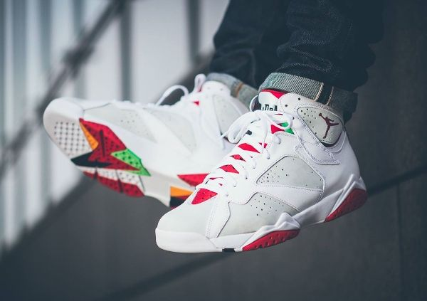 41ecdaa47f9 Air Jordan 7 Retro 'Hare' post image | jordans | Jordans, Air ...