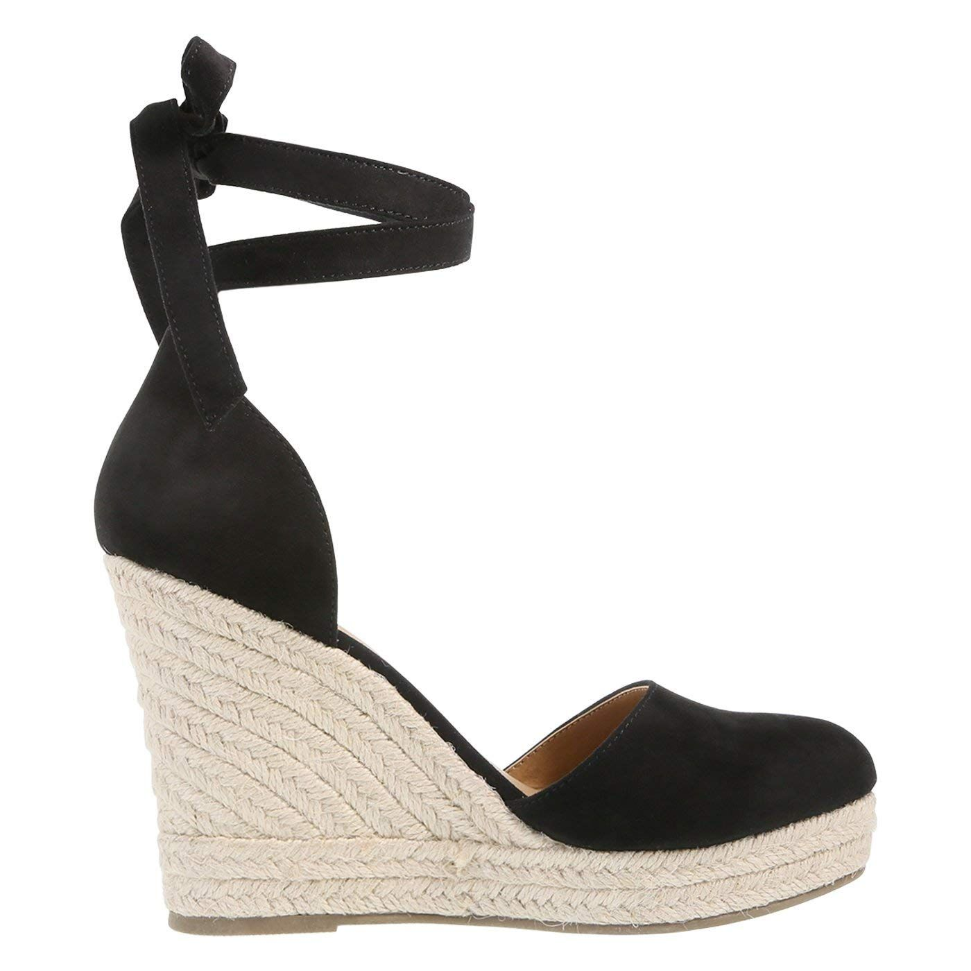 54bb01768b2 Amazon.com | Brash Women's Escape Espadrille Wedge Sandal ...
