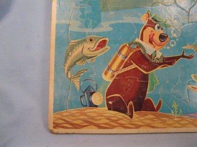 Resultado De Imagen Para Oso Yogui Boo Boo And The Man Yogi Bear