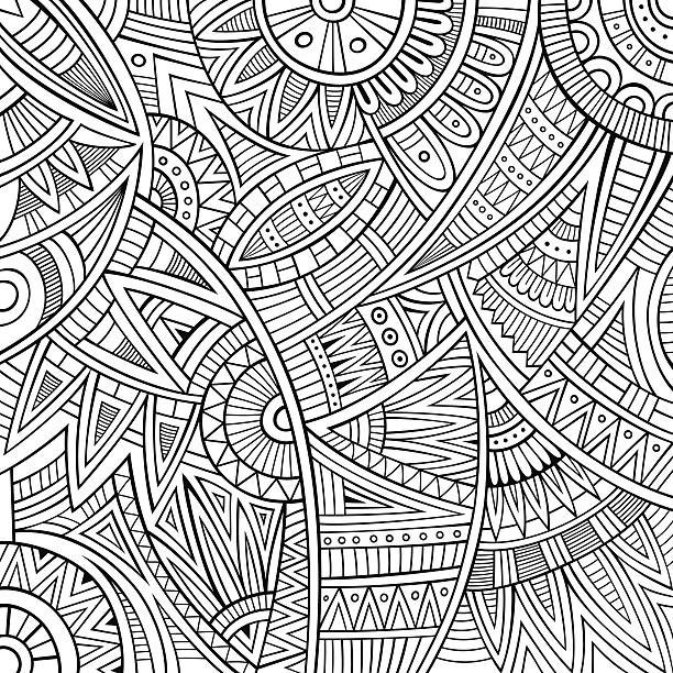 Kostenkodesign Stock Image And Video Portfolio Istock Pattern Coloring Pages Camping Coloring Pages Coloring Pages